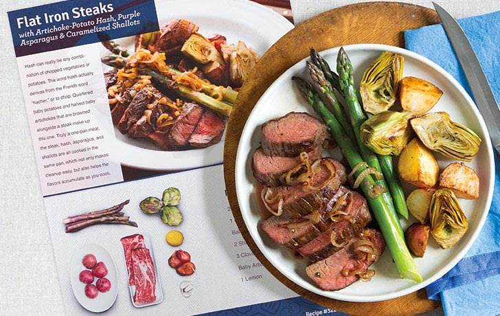 Online food delivery outandabouthotspringsvillage tag online food delivery blue apron it is eating at a gourmet restaurant at home forumfinder Image collections